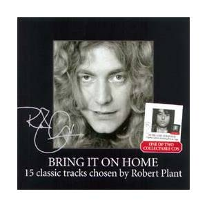 Bring It On Home: 15 Classic Tracks Chosen by Robert Plant - Cover