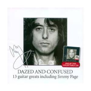 Dazed and Confused: 13 Guitar Greats Including Jimmy Page - Cover