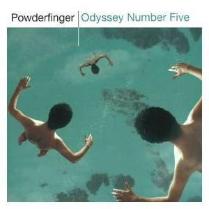 Cover - Powderfinger: Odyssey Number Five