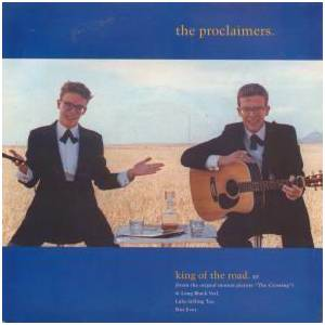 The Proclaimers: King Of The Road - Cover
