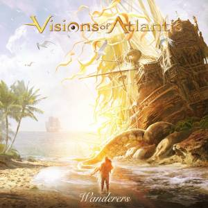 Cover - Visions Of Atlantis: Wanderers