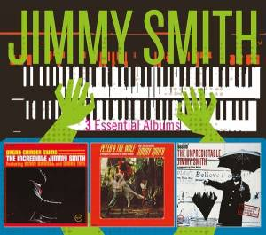 Cover - Jimmy Smith: 3 Essential Albums