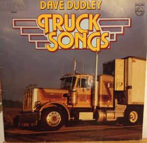 Cover - Dave Dudley: Truck Songs