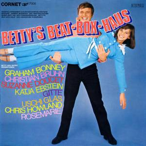 Cover - Uschi Glas: Betty's Beat-Box-Haus