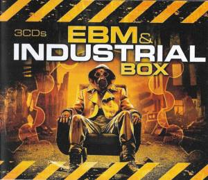 Cover - Junksista: EBM & Industrial Box
