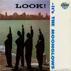 Cover - Moonglows, The: Look! It's The Moonglows