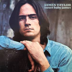 James Taylor: Sweet Baby James (CD) - Bild 1