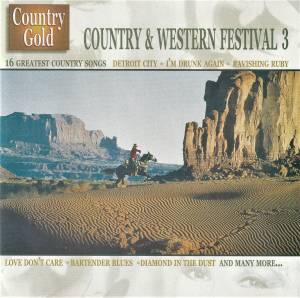 Country & Western Festival 3 - 16 Greatest Country Songs (CD) - Bild 1