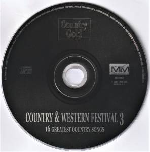 Country & Western Festival 3 - 16 Greatest Country Songs (CD) - Bild 3