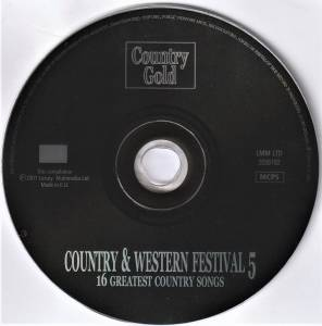 Country & Western Festival 5 - 16 Greatest Country Songs (CD) - Bild 3