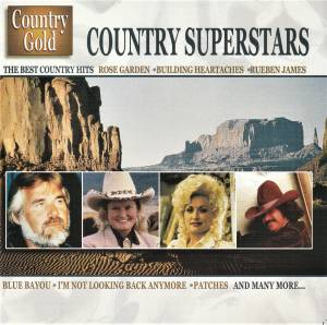 Country Superstars - The Best Country Hits (CD) - Bild 1