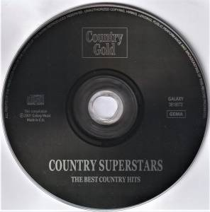 Country Superstars - The Best Country Hits (CD) - Bild 3