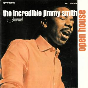 Jimmy Smith: Open House / Plain Talk (CD) - Bild 1