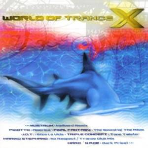 Cover - Mat Silver: World Of Trance X