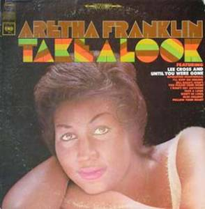 Cover - Aretha Franklin: Take A Look