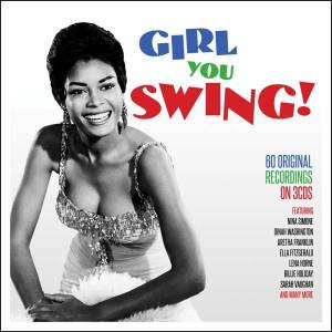 Cover - Nellie Lutcher: Girl You Swing