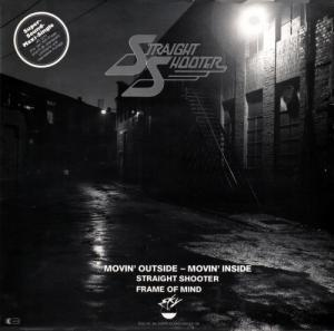 Straight Shooter: Movin' Outside - Movin' Inside - Cover