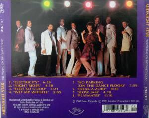 No Parking On The Dance Floor - CD