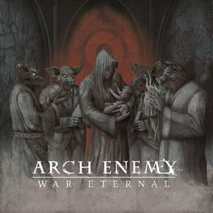 Arch Enemy: War Eternal - Cover