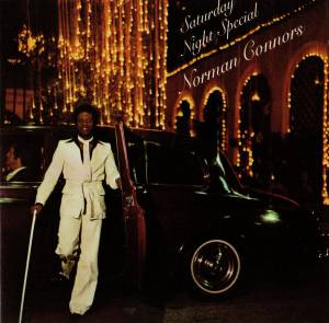 Cover - Norman Connors: Saturday Night Special