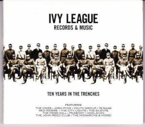 Cover - 747s: Ivy League Records & Music: Ten Years In The Trenches