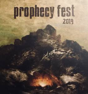 Cover - A Forest Of Stars: Prophecy Fest 2019 Programme