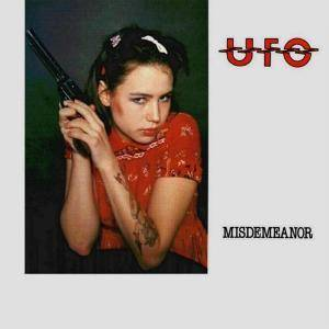 UFO: Misdemeanor - Cover
