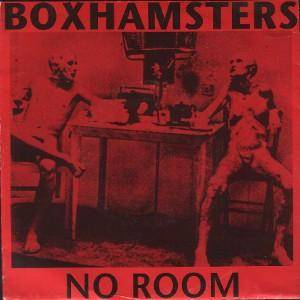 Cover - Boxhamsters: No Room / Herzblut
