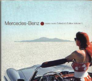 Mercedes-Benz • wave music Collector's Edition Volume 1 - Cover