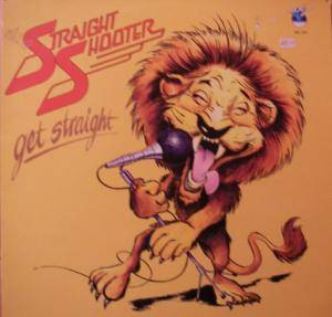 Cover - Straight Shooter: Get Straight