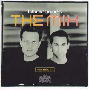 Cover - Motorcycle: Blank & Jones - The Mix Volume 2