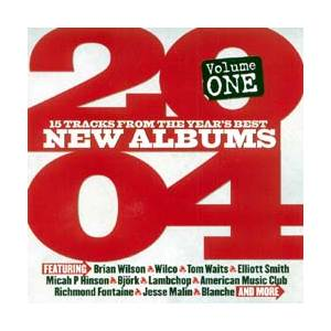 2004 Volume One: 15 Tracks From The Year's Best New Albums - Cover