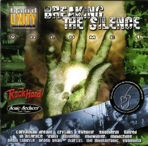 Cover - Mindcrime: Breaking The Silence Vol. 1