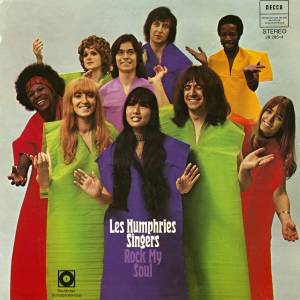 Cover - Les Humphries Singers, The: Rock My Soul