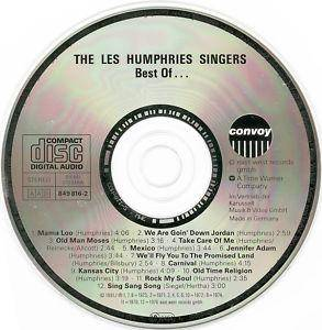 The Les Humphries Singers: Best Of ... (CD) - Bild 3