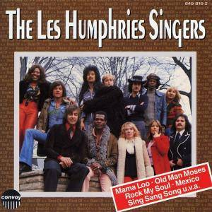 The Les Humphries Singers: Best Of ... (CD) - Bild 1