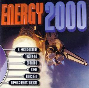 Cover - Robotnico: Energy 2000