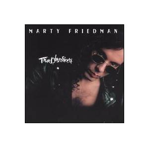 Marty Friedman: True Obsessions - Cover