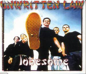 Cover - Unwritten Law: Lonesome