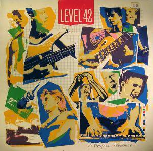 Level 42: Physical Presence, A - Cover
