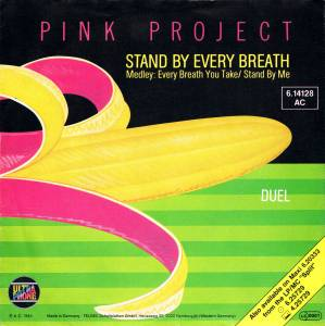 Cover - Pink Project: Stand By Every Breath