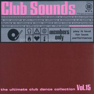 Cover - Junkfood Junkies: Club Sounds Vol. 15