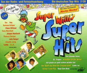 Various - Super Willi's Super Hits - Die Deutschen Hits