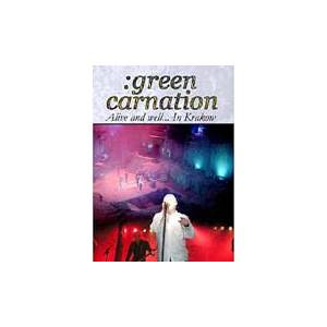 Cover - Green Carnation: Alive And Well... In Krakow