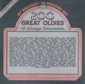 Cover - Raindrops, The: 20 Great Oldies Vol. 7