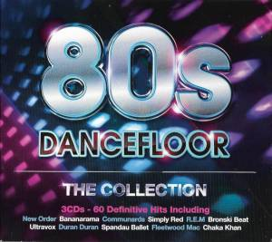 Cover - Sweet Sensation: 80s Dancefloor - The Collection