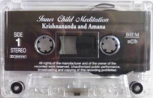 RajRishi: Inner Child Meditation (Tape) - Bild 2