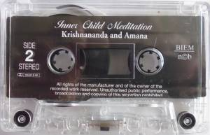 RajRishi: Inner Child Meditation (Tape) - Bild 3