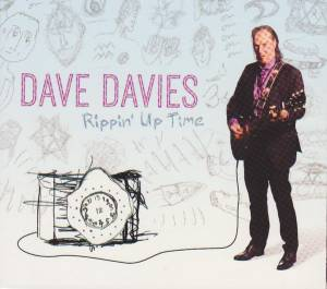 Cover - Dave Davies: Rippin' Up Time