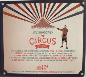 The Heimatdamisch: Welcome To Circus Oberkrain (CD) - Bild 2